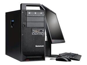 Lenovo ThinkStation D20 2xSix-Core 24GB DDR3 128GB SSD+1TB HDD P