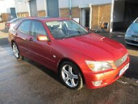 lexus is 200 2000 x,reg 2.0 petrol 1 years mot very good runner/condition £695 px/welcome