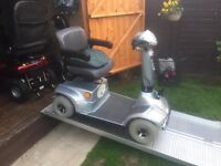 Heavy Duty Infinity Mobility Scooter Only £325 - Any Terrain - Was £1800!