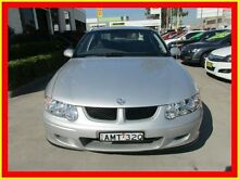 2002 Holden Commodore VX II Equipe Silver 4 Speed Automatic Sedan North Parramatta Parramatta Area Preview