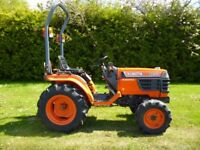 WANTED: Compact Tractor