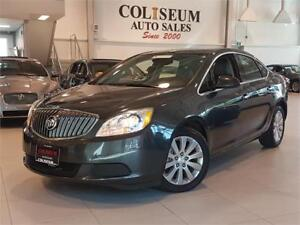 2014 Buick Verano AUTOMATIC-BLUETOOTH-FACTORY WARRANTY-ONLY 75KM