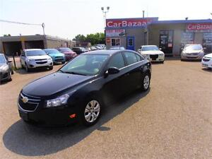 2014 CHEVROLET CRUZE LT 1.4L EASY ON GAS EASY CAR FINANCE