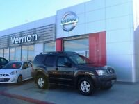 2008 Nissan Xterra Off Road 4dr 4x4