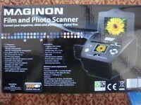 Slide,Photo, and Negative Scanner.
