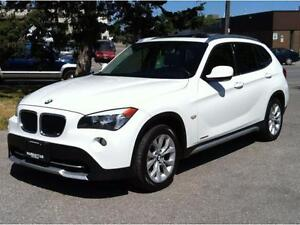 2012 BMW X1 28i X-DRIVE - BLUETOOTH|PANORAMIC|NO ACCIDENT