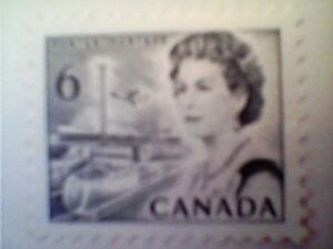6 cent mint bi-centennial stamp never mailed  ,black and white Cambridge Kitchener Area image 1
