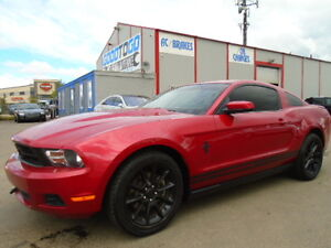 2011 Ford Mustang SPORT--6 SPEED--CLEAN CARPROOF--ONLY 91,000KM