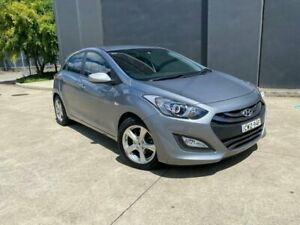 2014 Hyundai i30 GD2 Active Hatchback 5dr Spts Auto 6sp 1.8i [MY14] Grey Sports Automatic Hatchback Villawood Bankstown Area Preview