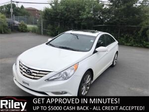 2013 Hyundai Sonata Limited STARTING AT $150.01 BI-WEEKLY
