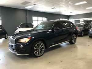 2015 BMW X1 xDrive28i*NAVIGATION*LOW KM*CERTIFIED*VERY CLEAN*