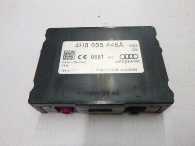 Audi A7 A1 A4 Q3 A5 Original Verstärker Signalverstärker Mobilfunk  4H0035446A gebraucht kaufen  Mühldorf