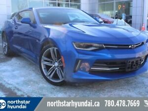 2017 Chevrolet Camaro 1LT/RS/SUNROOF/BACKUPCAM/PUSHSTART