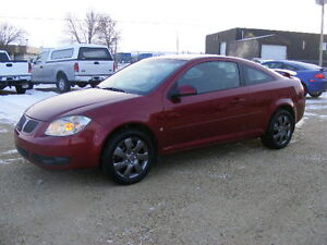 2008 Pontiac G5 LS Coupe-SUNROOF-REMOTE STARTER-