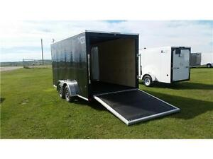 8x16 Enclosed Trailer Buy Or Sell Used Or New Cargo