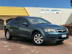 2009 Holden Commodore VE MY09.5 Omega (D/Fuel) Blue 4 Speed Automatic Sedan East Victoria Park Victoria Park Area Preview