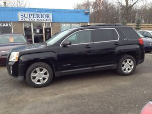 2011 GMC Terrain SLE-2 Fully Certified and No Accidents!