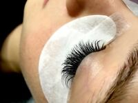 Lash Extensions-certified stylist HOLIDAY PROMO-volume, classic