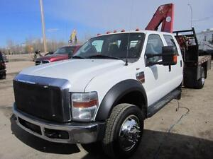 2008 Ford Super Duty F-550 DRW XLT