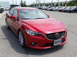 [CPO] 2014 Mazda MAZDA6 GT, Tech Pkg, Leather, LOADED! Oakville / Halton Region Toronto (GTA) image 7