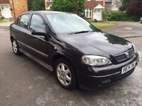 Vauxhall astra sport 1.8 16V 5 door hot hatch very clean fast car a pleasure to drive HPI clear