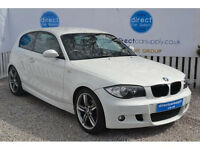 BWM 1 SERIES Can't get car finance? Bad credit, unemployed? We can help!