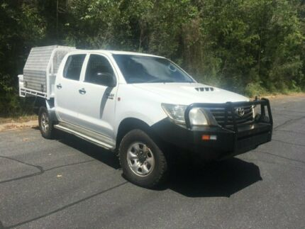 Toyota Hilux 2012 Dual Cab 4x4 Diesel Macksville Nambucca Area Preview