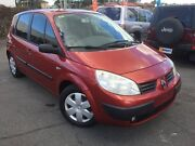 2005 Renault Scenic Dynamique Maroon 4 Speed Automatic Wagon Southport Gold Coast City Preview