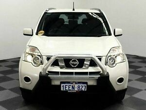 2011 Nissan X-Trail T31 Series IV ST 2WD White 1 Speed Constant Variable Wagon Edgewater Joondalup Area Preview