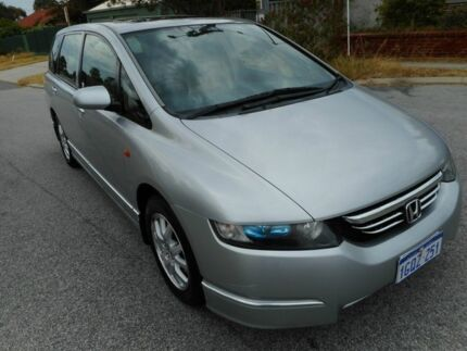 2005 Honda Odyssey 20 Luxury Gold 5 Speed Sequential Auto Wagon Maylands Bayswater Area Preview