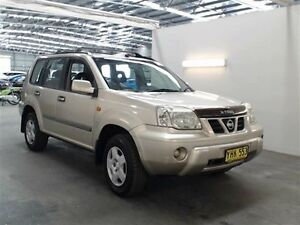 2002 Nissan X-Trail T30 ST (4x4) Gold 5 Speed Manual Wagon Beresfield Newcastle Area Preview