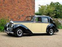 1949 Bentley MK 6 VI