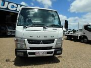 2012 Mitsubishi Fuso Canter FE 413 3.5 SWB White Cab Chassis 3.0l 4x2 Rocklea Brisbane South West Preview
