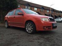 2004 Skoda Fabia VRS 1.9 TDI ** 130 BHP *** 5 Door Hatchback***