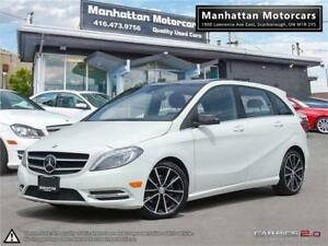 2014 MERCEDES BENZ B250 SPORT PKG |NAV|ROOF|CAMERA|HID|WARRANTY