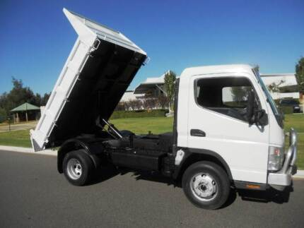 Mitsubishi Canter 3 Tonne Tipper Tiptruck Welshpool Canning Area Preview