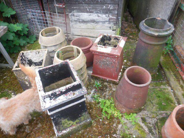 Pot Planters Garden Planters Chimney pots 8 off