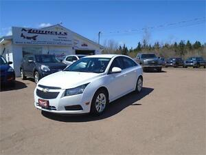 2014 CRUZE!! AS LITTLE AS $68/BI-WEEKLY O.A.C.!!!
