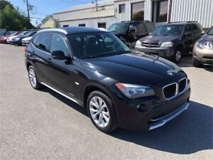 2011 BMW X1 -panoramic-GPS NAVIGATION-cuire-MAGS