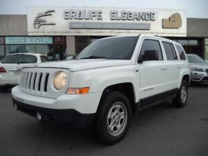 Jeep Patriot 4WD 4dr North-AUT 2014