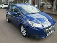 2018 Vauxhall Corsa ENERGY Hatchback Petrol Manual
