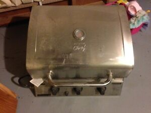 3 burner Propane Barbeque with tank