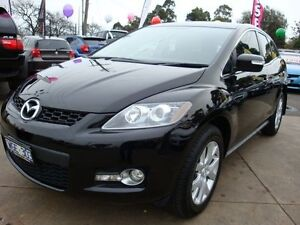 2008 Mazda CX-7 ER1031 MY07 Classic Sparkling Black 6 Speed Sports Automatic Wagon Dandenong Greater Dandenong Preview