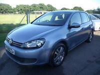 VOLKSWAGEN GOLF BLUEMOTION SE TDI, Blue, Manual, Diesel, 2010