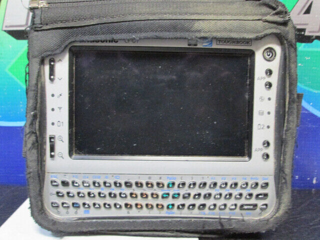 Panasonic CF-U1 TOUGHBOOK - INTEL ATOM 2520@1.33GHZ - 1GB RAM - NO HDD - WIFI