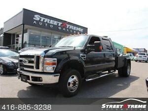 2008 Ford Super Duty F-350 Tow Truck - AS IS VEHICLE-