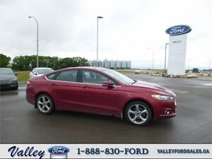 EXTRAS...NAVIGATION, SYNC & ECOBOOST! 2013 Ford Fusion SE