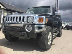 2006 HUMMER H3 VERY LOW KM LEATHER ROOF CAMERA LOADED
