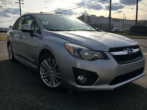 "2014 Subaru Impreza Premium Sedan ""Manual,  Great condition"""