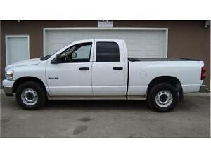 2008 DODGE 1500 SLT QUADCAB SHORTBOX 4X4. 4.7L 182K ONLY $8,400.